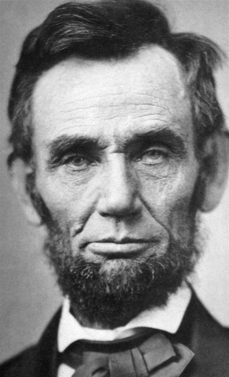 Abraham Lincoln Lead Inspire Change